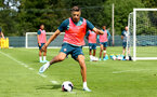 DUBLIN, ENGLAND - JULY 27: Jan Bednarek during a Southampton FC Training session pictured at Carton House Spa and Resort for Pre-Season Training on July 27, 2019 in Southampton, England. (Photo by James Bridle - Southampton FC/Southampton FC via Getty Images)
