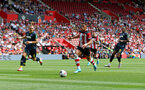 SOUTHAMPTON, ENGLAND - AUGUST 03: Ché Adams of Southampton during the Pre-Season Friendly match between Southampton FC and FC Köln at St. Mary's Stadium on August 03, 2019 in Southampton, England. (Photo by Matt Watson/Southampton FC via Getty Images,)