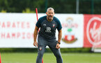SOUTHAMPTON, ENGLAND - AUGUST 08: Kelvin Davis during a first team training session pictured at Staplewood Training Ground on August 06, 2019 in Southampton, England. (Photo by James Bridle - Southampton FC/Southampton FC via Getty Images)