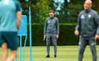 SOUTHAMPTON, ENGLAND - AUGUST 08: Ralph Hasenhuttl during a Southampton FC Training Session pictured at Staplewood Training Ground on August 08, 2019 in Southampton, England. (Photo by James Bridle - Southampton FC/Southampton FC via Getty Images)