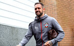 BURNLEY, ENGLAND - AUGUST 10: Danny Ings of Southampton ahead of the Premier League match between Burnley FC and Southampton FC at Turf Moor on August 10, 2019 in Burnley, United Kingdom. (Photo by Matt Watson/Southampton FC via Getty Images)