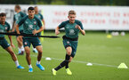 SOUTHAMPTON, ENGLAND - AUGUST 13: Jake Vokins during a Southampton FC training session at the Staplewood Campus on August 13, 2019 in Southampton, England. (Photo by Matt Watson/Southampton FC via Getty Images)