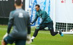 SOUTHAMPTON, ENGLAND - AUGUST 14: Alex McCarthy during a Southampton FC Training session pictured on August 14, 2019 in Southampton, England. (Photo by James Bridle - Southampton FC/Southampton FC via Getty Images)