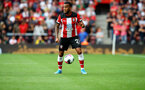 SOUTHAMPTON, ENGLAND - AUGUST 17: Ryan Bertrand of Southampton during the Premier League match between Southampton FC and Liverpool FC at St Mary's Stadium on August 17, 2019 in Southampton, United Kingdom. (Photo by Matt Watson/Southampton FC via Getty Images)