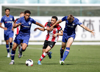 U18 Highlights: Saints 0-1 Chelsea