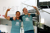 Gallery: Wednesday training and recovery