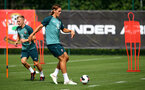 SOUTHAMPTON, ENGLAND - AUGUST 29: Jannik Vestergaard during a Southampton FC training session at the Staplewood Campus on August 29, 2019 in Southampton, England. (Photo by Matt Watson/Southampton FC via Getty Images)