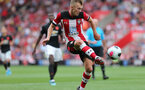 SOUTHAMPTON, ENGLAND - AUGUST 31: James Ward-Prowse during the Premier League match between Southampton FC and Manchester United at St Mary's Stadium on August 31, 2019 in Southampton, United Kingdom. (Photo by Chris Moorhouse/Southampton FC via Getty Images)