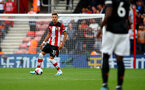 SOUTHAMPTON, ENGLAND - AUGUST 31: Jan Bednarek of during the Premier League match between Southampton FC and Manchester United at St Mary's Stadium on August 31, 2019 in Southampton, United Kingdom. (Photo by Matt Watson/Southampton FC via Getty Images)