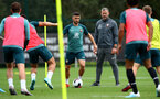 SOUTHAMPTON, ENGLAND - SEPTEMBER 03: Shane Long at the Staplewood Campus on September 03, 2019 in Southampton, England. (Photo by Matt Watson/Southampton FC via Getty Images)