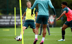 SOUTHAMPTON, ENGLAND - SEPTEMBER 03: James Ward-Prowse at the Staplewood Campus on September 03, 2019 in Southampton, England. (Photo by Matt Watson/Southampton FC via Getty Images)
