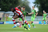 Young Saints suffer late defeat at Forest Green