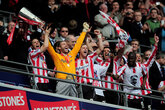 Deano's promotion diary: Captaincy, Wembley and minus 10