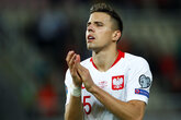 Bednarek victorious with Poland