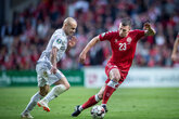 Højbjerg features in Georgia draw