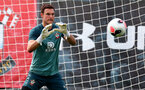 SOUTHAMPTON, ENGLAND - SEPTEMBER 10: Alex McCarthy during a Southampton FC training session at the Staplewood Campus on September 10, 2019 in Southampton, England. (Photo by Matt Watson/Southampton FC via Getty Images)