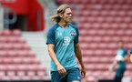 Jannik Vestergaard during 1st Team training session at St Marys Stadium, Southampton, 12th September 2019 (pic by Isabelle Field)