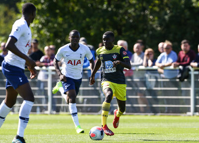 U23 Gallery: Spurs 2-2 Saints
