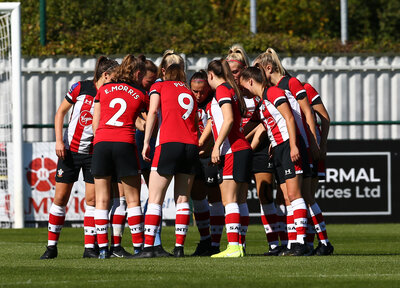 Southampton FC Women's 2019/20 season cancelled