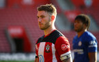 Callum Slattery during Premier League 2 match between Southampton FC U23 and Chelsea, at St Mary's Stadium, Southampton, 21th September 2019 (pic Isabelle Field)