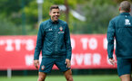SOUTHAMPTON, ENGLAND - SEPTEMBER 22: Jan Bednarek during a training session at the Staplewood Campus on September 22, 2019 in Southampton, England. (Photo by Matt Watson/Southampton FC via Getty Images)