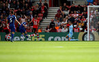 SOUTHAMPTON, ENGLAND - OCTOBER 06: Mason Mount of Chelsea scores during the Premier League match between Southampton FC and Chelsea FC at St Mary's Stadium on October 06, 2019 in Southampton, United Kingdom. (Photo by Matt Watson/Southampton FC via Getty Images)