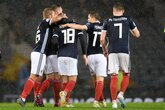 Armstrong stars in Scotland win