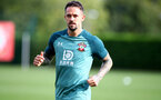 SOUTHAMPTON, ENGLAND - OCTOBER 17: Danny Ings during a Southampton FC training session, at the Staplewood Campus, on October 17, 2019 in Southampton, England. (Photo by Matt Watson/Southampton FC via Getty Images)