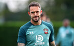 SOUTHAMPTON, ENGLAND - OCTOBER 23: Danny Ings during a Southampton FC training session at the Staplewood Campus on October 23, 2019 in Southampton, England. (Photo by Matt Watson/Southampton FC via Getty Images)