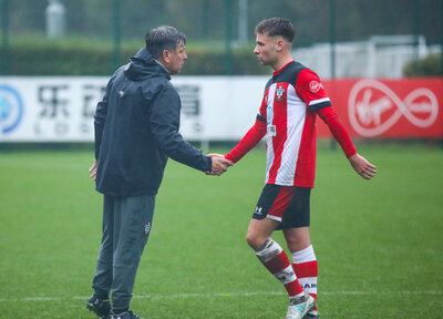 U18 Report Saints 2 3 Aston Villa Southampton Fc