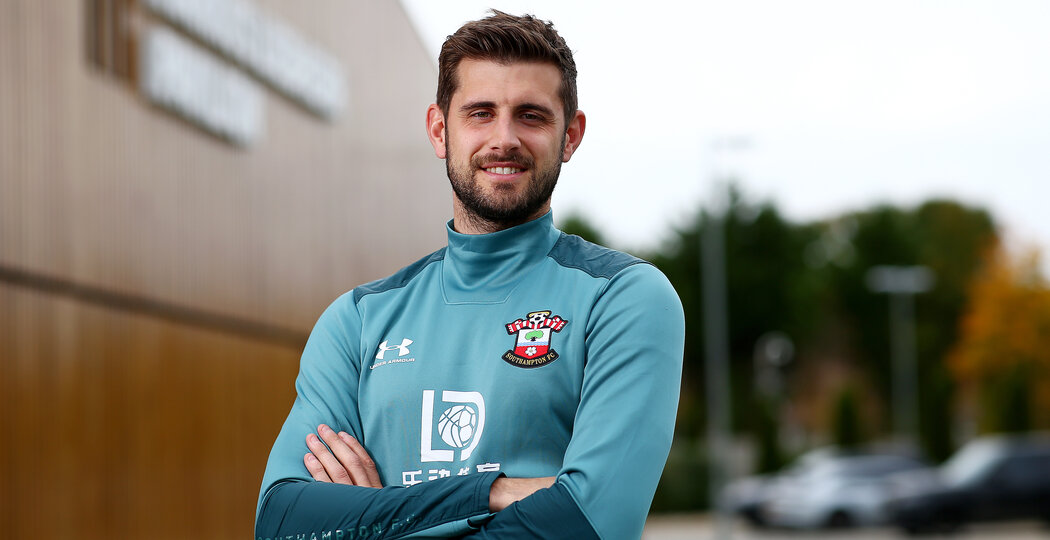 SOUTHAMPTON, ENGLAND - NOVEMBER 06, Jack Stephens of Southampton pictured for the Saints match day magazine at the Staplewood Campus on November 06, 2019 in Southampton, England. (Photo by Matt Watson/Southampton FC via Getty Images)