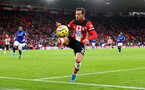 SOUTHAMPTON, ENGLAND - NOVEMBER 09: Cedric Soares of Southampton during the Premier League match between Southampton FC and Everton FC at St Mary's Stadium on November 09, 2019 in Southampton, United Kingdom. (Photo by Matt Watson/Southampton FC via Getty Images)