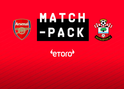 Match Pack: Arsenal vs Saints