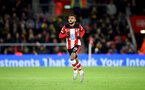 SOUTHAMPTON, ENGLAND - NOVEMBER 30: Sofiane Boufal of Southampton during the Premier League match between Southampton FC and Watford FC at St Mary's Stadium on November 30, 2019 in Southampton, United Kingdom. (Photo by Matt Watson/Southampton FC via Getty Images)