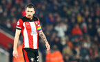 SOUTHAMPTON, ENGLAND - DECEMBER 04: Pierre-Emile Hojbjerg of Southampton during the Premier League match between Southampton FC and Norwich City at St Mary's Stadium on December 04, 2019 in Southampton, United Kingdom. (Photo by Matt Watson/Southampton FC via Getty Images)