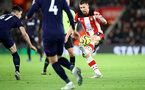 SOUTHAMPTON, ENGLAND - DECEMBER 14: Pierre-Emile Hojbjerg of Southampton during the Premier League match between Southampton FC and West Ham United at St Mary's Stadium on December 14, 2019 in Southampton, United Kingdom. (Photo by Matt Watson/Southampton FC via Getty Images)