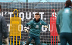 SOUTHAMPTON, ENGLAND - DECEMBER 17: Angus Gunn during a Southampton FC training session at the Staplewood Campus on December 17, 2019 in Southampton, England. (Photo by Isabelle Field/Southampton FC via Getty Images)