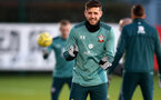 SOUTHAMPTON, ENGLAND - DECEMBER 25: Jack Stephens during a Christmas day training session at the Staplewood Campus on December 25, 2019 in Southampton, England. (Photo by Matt Watson/Southampton FC via Getty Images)