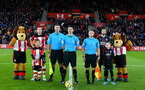 SOUTHAMPTON, ENGLAND - DECEMBER 28: Centre circle photo during the Premier League match between Southampton FC and Crystal Palace at St Mary's Stadium on December 28, 2019 in Southampton, United Kingdom. (Photo by Matt Watson/Southampton FC via Getty Images)