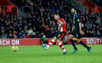 SOUTHAMPTON, ENGLAND - DECEMBER 28: Danny Ings of Southampton scores during the Premier League match between Southampton FC and Crystal Palace at St Mary's Stadium on December 28, 2019 in Southampton, United Kingdom. (Photo by Matt Watson/Southampton FC via Getty Images)