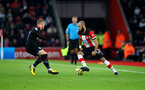 SOUTHAMPTON, ENGLAND - DECEMBER 28: Nathan Redmond of Southampton during the Premier League match between Southampton FC and Crystal Palace at St Mary's Stadium on December 28, 2019 in Southampton, United Kingdom. (Photo by Matt Watson/Southampton FC via Getty Images)