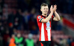 SOUTHAMPTON, ENGLAND - DECEMBER 28: James Ward-Prowse during the Premier League match between Southampton FC and Crystal Palace at St Mary's Stadium on December 28, 2019 in Southampton, United Kingdom. (Photo by Matt Watson/Southampton FC via Getty Images)