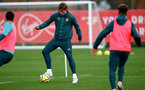 SOUTHAMPTON, ENGLAND - DECEMBER 29: Jannik Vestergaard during a Southampton FC training session at the Staplewood Complex on December 29, 2019 in Southampton, England. (Photo by Matt Watson/Southampton FC via Getty Images)