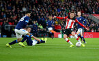 SOUTHAMPTON, ENGLAND - JANUARY 04: Will Smallbone of Southampton during the FA Cup Third Round match between Southampton FC and Huddersfield Town at St. Mary's Stadium on January 04, 2020 in Southampton, England. (Photo by Matt Watson/Getty Images)