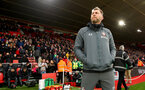 SOUTHAMPTON, ENGLAND - JANUARY 04: Ralph Hasenhuttl of Southampton during the FA Cup Third Round match between Southampton FC and Huddersfield Town at St. Mary's Stadium on January 04, 2020 in Southampton, England. (Photo by Matt Watson/Getty Images)