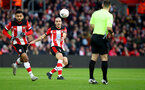 SOUTHAMPTON, ENGLAND - JANUARY 04: Oriol Romeu of Southampton during the FA Cup Third Round match between Southampton FC and Huddersfield Town at St. Mary's Stadium on January 04, 2020 in Southampton, England. (Photo by Matt Watson/Getty Images)