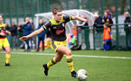 SOUTHAMPTON, ENGLAND - JANUARY 05: Ella Pusey during Woman's FA Cup third round match between Cardiff City Ladies and Southampton Women's FC at CCB, Centre for Sporting Excellence Stadium on January 5, 2020 in Cardiff, United Kingdom. (Photo by Isabelle Field/Southampton FC via Getty Images)