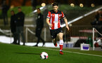 SOUTHAMPTON, ENGLAND - JANUARY 06: Will Ferry during the Premier League 2 match between Southampton U23 and Everton at Staplewood Training Ground on January 6, 2020 in Southampton, United Kingdom. (Photo by Isabelle Field/Southampton FC via Getty Images)