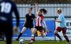 SOUTHAMPTON, ENGLAND - JANUARY 12: Ella Morris during the SRWFL at Snow's Stadium between Southampton Women and Chesham on January 12 2020, Totton, England. (Photo by Isabelle Field/Southampton FC via Getty Images)