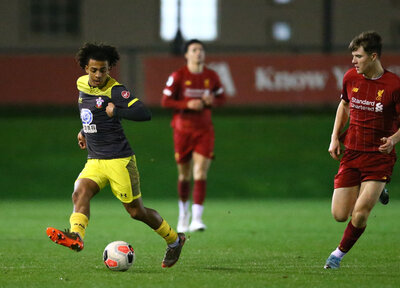 U23 Gallery: Liverpool 5-0 Saints
